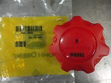 John Deere Genuine OEM Red Diesel Fuel Cap AM123508