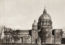 1925 CANADA ~ St. James' Cathedral Montreal Quebec Religion Architecture Art