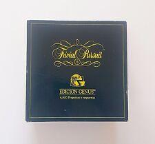 Trivial Pursuit - Edición Genus 1992 ¡¡Incompleto!! (Parker) (Juego de Mesa)
