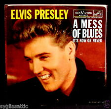 ELVIS PRESLEY-It's Now Or Never-Picture Sleeve-RCA VICTOR #47-7777