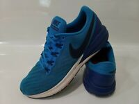 Men's Nike Air Zoom Structure 22 Running Shoes AA1636-403 Size US 11 - Blue