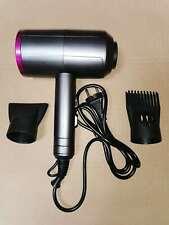 Haartrockner Hairdryer Haarfön ionischer Föhn mit Temperatur Kontrolle