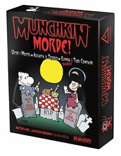 Munchkin Morde - party game gioco da tavolo Raven italiano