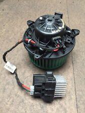 Vauxhall Insignia Heater Blower Motor & Resistor 2009-2015