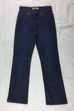 Levi's Perfectly Slimming Boot Cut 512 Women's Stretch Jeans Size 4 Medium