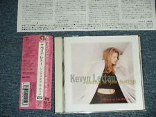 KEVYN LETTAU Japan 2000 NM CD+Obi WORKING IN YOUR FOOTSTEPS-SONGS OF THE POLICE