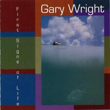 GARY WRIGHT - FIRST SIGNS OF LIFE CD + Bonus DVD (New Sealed) Rock Spooky Tooth