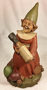 FRANCOISE-R 1991~Tm Clark Gnome~Cairn Item #5157~Ed #82~COA & Story are Included