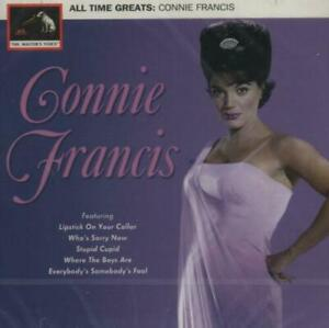 CONNIE FRANCIS - ALL TIME GREATS [New & Sealed] 2 CDs