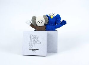 "[Limited Edition] KAWS SEEING/WATCHING Limited Edition Numbered 16"" Plush"