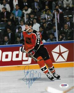 Larry Robinson Signed 8x10 Photo Autographed PSA/DNA COA Montreal Canadiens ASG