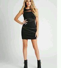 Guess Ashcroft Sleeveless Black Dress Size 2