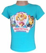 T-shirts, hauts et chemises bleu manches courtes pour fille de 2 à 16 ans