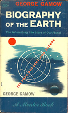 BIOGRAPHY OF THE EARTH George Gamow - EARTHQUAKES, VOLCANOES, MOON ORIGIN, MORE!
