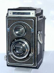 """Zeiss Ikon """"IKOFLEX"""",  Tessar 1:3,5 / 75 mm"""