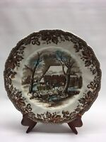 Johnson bros brothers england country life plate