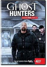 Ghost Hunters: Season 9 - Pt 2 (DVD Used Very Good)