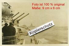 Marine Schlachtschiff schwerer Kreuzer Panzerschiff im Konvoi