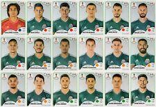 Sticker PANINI WORLD CUP RUSSIA 2018 - MEXICO - Choose Sticker