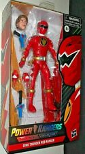 POWER RANGERS LIGHTNING COLLECTION TARGET ONLY DINO THUNDER RED RANGER NEW! HTF!
