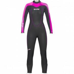 Brand New Bare Velocity Womens 5/4mm Full wetsuit
