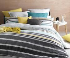 Logan and Mason Arlo Scandi Single Bed Size Doona Duvet Quilt Cover Set