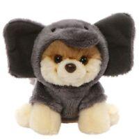 """Gund World's Cutest Dog Itty Bitty Boo #52 Elephant Plush 5"""""""