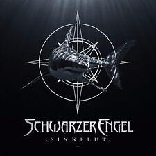 SCHWARZER ENGEL - Sinnflut EP - 4-Song-Digipak-CD - 206008