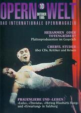 Opernwelt 1995/10 (Cheryl Studer)