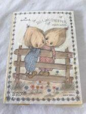 Vintage Betsey Clark Postcards1970s Betsy Hallmark (20) Line Dropper Nos Sealed