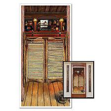 Beistle 57127 Saloon Door Cover 30 Inch By 5 Feet