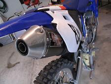 Yamaha WR400F WRF400 2000 2001 LEXX Slip On Muffler Exhaust Silencer LXYAM16