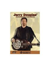 Jerry Douglas Dobro Techniques Learn to Play Lesson Tutor Instruction DVD TUTOR