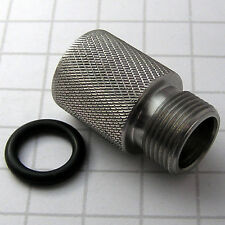 Hatsan PCP barrel adapter to fit air soft attachment with -14 mm CCW thread