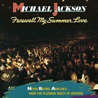 Michael Jackson - Farewell My Summer Love [CD]