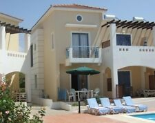 Pafos Self Catering Holiday Home Let Plus Pool Villa rent Paphos Cyprus April