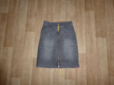 EDC by ESPRIT Rock Jeansrock Blau Gr.32 **TOP**