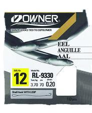 Owner Haken Aal RL-9330, gebundene rote Aal Haken