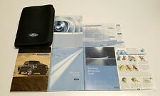 2006 FORD RANGER OWNERS MANUAL V6 4.0L 3.0 V4 2.3L STX XL EDGE SUPER REGULAR CAB