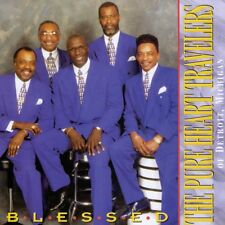 The PURE HEART TRAVELERS of Detroit Michigan - BLESSED - CD - New & Sealed