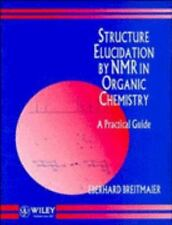 Structure Elucidation by Nmr in Organic Chemistry: A Practical Guide-ExLibrary