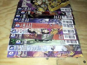 DEMON KNIGHTS DC COMIC LOT THE DEMON 12,13,14,15,16,17,18,19,21,23 HIGH GRADE