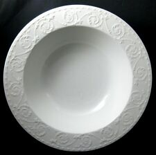 Mikasa Plaza Lane Vegetable Serving Bowl Flowers Scrolls DE900 More Pieces Avail