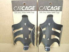 New-Old-Stock Catamount CatCages...Two Gray Water Bottle Cages