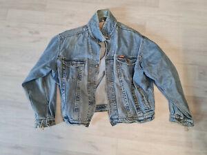 Jeansjacke von Vox gebraucht Gr XL/54 Vintage
