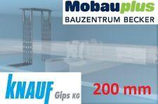 KNAUF Direktabhänger für CD Profile C-Deckeprofil 200 mm ungebogen Pk=100St.