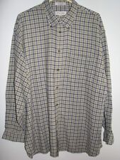 JOHN W. NORDSTROM MENS LONG SLEEVE SHIRT XL