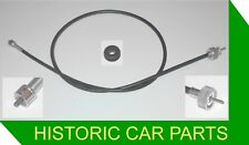 SPEEDO CABLE & GROMMET for RHD MGA 1600 Mk1 1588cc 1959-60