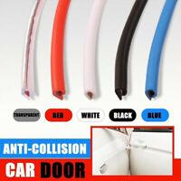 Cero protector Borde de goma de la puerta de coche Anti - Rub Tira de moldeo