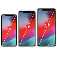 3Pcs Slim Tempered Glass Screen Protector Film For Apple iPhone XS XS Max XR US